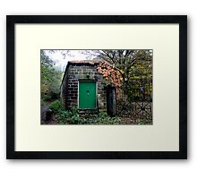 Sheffield Photography Riverlin Forge Framed Print