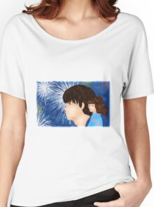 Hanabi - はなび Women's Relaxed Fit T-Shirt