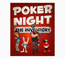 Poker Night at the Inventory Unisex T-Shirt