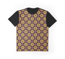 Connected Shapes Graphic T-Shirt