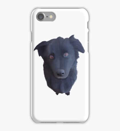 Portrait of my Dog (Original) iPhone Case/Skin