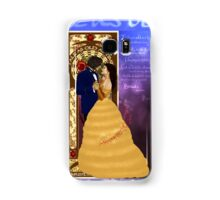 Tale as old as time Samsung Galaxy Case/Skin