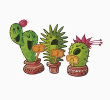 Cacti Choir Kids Tee