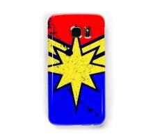 Distressed Super Heroine Case Samsung Galaxy Case/Skin