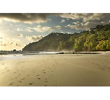 Manuel Antonio at Dusk Photographic Print