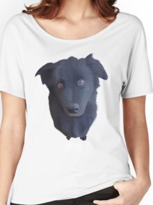 Portrait of my Dog (Fierce) Women's Relaxed Fit T-Shirt