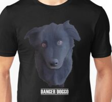 Portrait of my Dog (Danger Doggo) Unisex T-Shirt