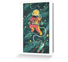 Astro Nagisa Greeting Card