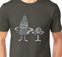 Cappy and Bottle - Nuka World Unisex T-Shirt