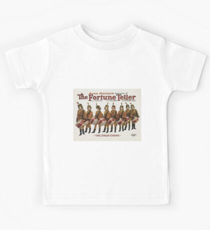 Performing Arts Posters Alice Nielsons production of The fortune teller 0063 Kids Tee