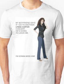 Lynda Carter Concert T-Shirt
