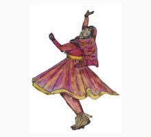 Indian Classical Kathak Dancer Kids Clothes