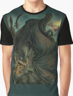 Hungarian horntail - No text version Graphic T-Shirt