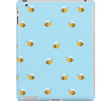 Kawaii Buzzy Bumble Bees iPad Case/Skin