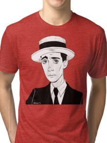 Buster Keaton Tri-blend T-Shirt