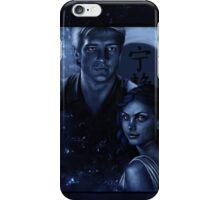 Sail this universe iPhone Case/Skin