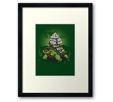 Hola Clan Framed Print