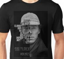 Sherlock Holems Unisex T-Shirt