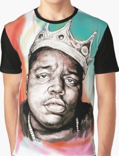 Notorious B.I.G. Biggie Rapper Graphic T-Shirt