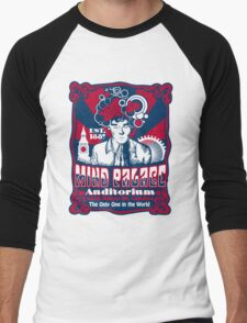 Mind Palace Auditorium Men's Baseball ¾ T-Shirt