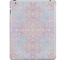 Victorian Style Tiled Pattern iPad Case/Skin