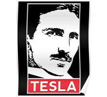 Tesla Poster Poster