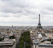 Paris Is Always A Good Idea by Ruta Rudminaite