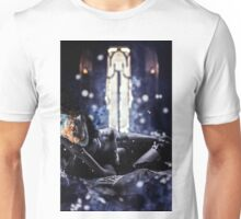 Fire it Up blue Unisex T-Shirt