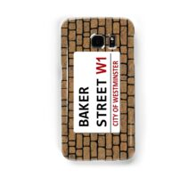 Baker Street Sign Samsung Galaxy Case/Skin