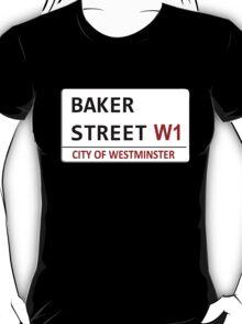 Baker Street Sign T-Shirt