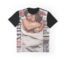 The X-Files 1996 Rolling Stone Cover Graphic T-Shirt