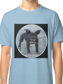 Pit Blues Collection by LadyT Designs  Classic T-Shirt