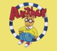 Arthur 2 One Piece - Short Sleeve
