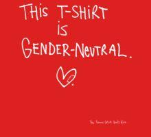 Gender-Neutral T-Shirt Kids Tee