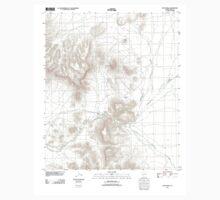 USGS TOPO Map Arizona AZ Bates Well 20111125 TM One Piece - Long Sleeve