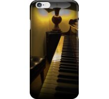 Waiting For The Music iPhone Case/Skin