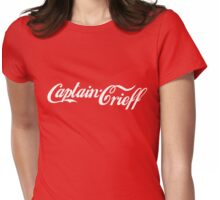 Captain Crieff Womens Fitted T-Shirt