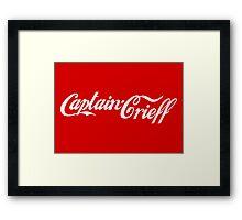 Captain Crieff Framed Print