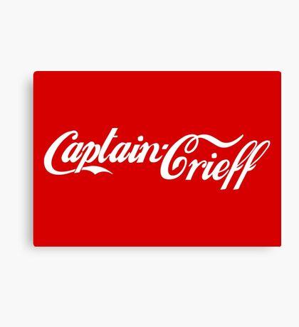 Captain Crieff Canvas Print