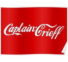 Captain Crieff Poster