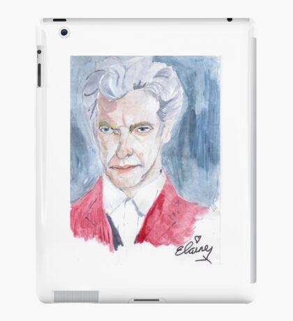 intense doctor iPad Case/Skin