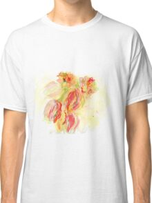 A bouquet of tulips Classic T-Shirt