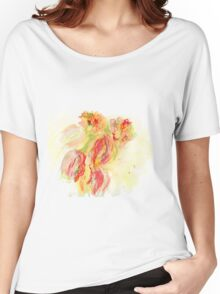 A bouquet of tulips Women's Relaxed Fit T-Shirt