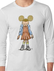 Eleven VS Minnie Mouse Long Sleeve T-Shirt