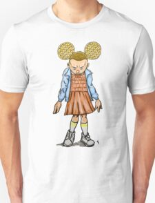 Eleven VS Minnie Mouse Unisex T-Shirt
