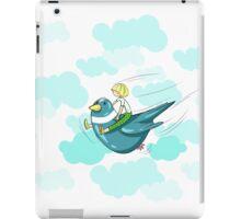 Flying iPad Case/Skin
