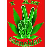 I Am Cannabian Photographic Print