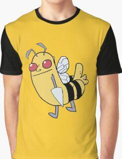 Beebutt Graphic T-Shirt