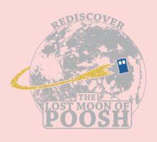 The Lost Moon of Poosh Kids Tee