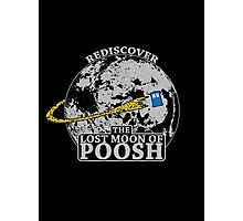 The Lost Moon of Poosh Photographic Print